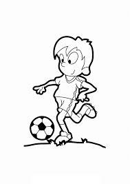 football coloring activity loving printable