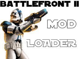 battlefront ii mod loader mod db