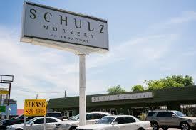 Home Depot San Antonio Texas Fair Avenue Schulz Nursery Closing Its Doors