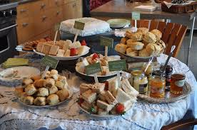 tea party food ideas for baby shower home decorating interior