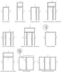 Framing Patio Door Security Door Framing Build Up Tubing Hmi Doors