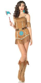 Cowgirl Halloween Costumes Adults Tribal Goddess Indian Costume Halloween Indian