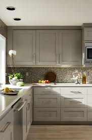 Images Of Kitchen Interiors The Psychology Of Why Gray Kitchen Cabinets Are So Popular Home