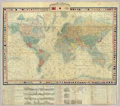 Actual Map Of The World by Actual Japanese Map Of The World 1875 1536x1360 Mapporn