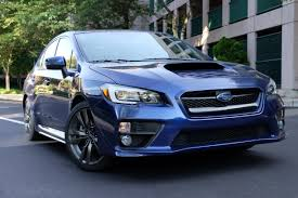 blue subaru wrx driving the 2016 subaru wrx automatic u2013 be car chic