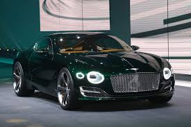 bentley sports car bentley exp 10 speed 6 concept is a stunning 2 seat sports coupe