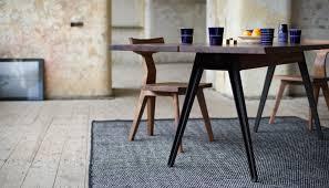 Large Dining Tables Matthew Hilton Welles Table Walnut