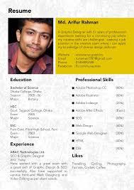 Graphic Designer Portfolio Resume Graphic Designer Portfolio