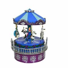 disney frozen mini carousel