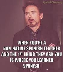 Spanish Teacher Memes - spanish teacher memes student memes teacher conferences and spanish
