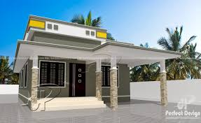 883 sq ft simple home design u2013 kerala home design