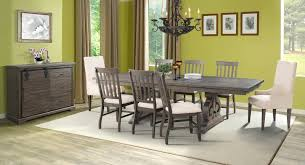 Stone Dining Room Table - dallas designer furniture stone formal dining room set