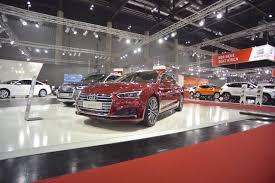 2017 audi a5 sportback vienna auto show live