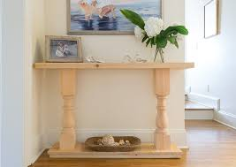 build a console table build a console table nourish and nestle