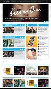 web design news website design