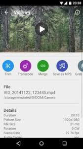 vidtrim pro apk vidtrim editor 2 5 7 for android