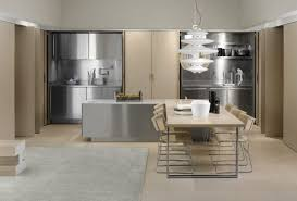 stainless steel kitchen cabinets cost modern cabinet integrated
