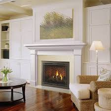 Majestic Vent Free Fireplace by Meridian 42