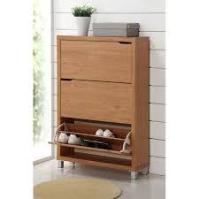 Oak Shoe Storage Cabinet Shoe Storage Cabinet With Doors Shoe Cabinet Store Your Shoes
