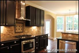 Wood Stained Cabinets Ebony Stained Cabinets How To Stain Kitchen Cabinets Staining