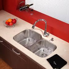 Faucet And Soap Dispenser Placement Kitchen Faucet Set Kraususa Com