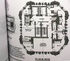 floor plan building woolworth building curbed ny