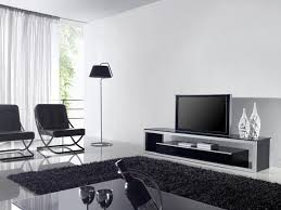 modern tv stands living extraordinary tv stand living room furniture black white