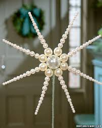 pearl tree topper tree toppers pearls and tree