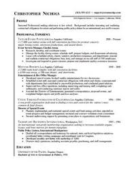 Chronological Resume Builder Free Chronological Resume Examples How To Write A Good