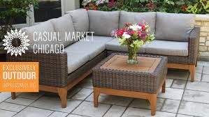 Patio Furniture North Vancouver Teak And Eucalyptus Wood Outdoor Furniture Torches Planters