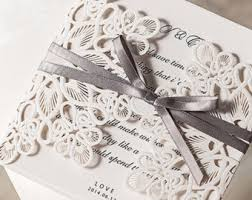 Blank Wedding Invitation Kits 50 Bronze Floral Wedding Invitation Kit Diy Victorian Wedding