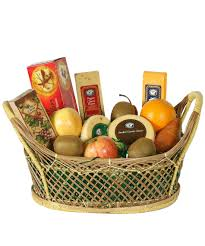 fruit and cheese gift baskets fruit and cheese gift basket delivery peoples flowers