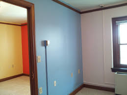 Painting Door Frames by Light Green And Dark Combination Of House Paint Decoration Dining