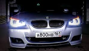 bmw headlights russlight e60 led headlights bmw m5 forum and m6 forums