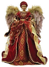 Christmas Decorations Angel Tree Topper by 16