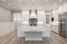 wood kitchen cabinets with grey walls grey wood flooring with oak cabinets page 7 line 17qq