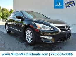 nissan altima 2015 ls used nissan altima for sale in atlanta