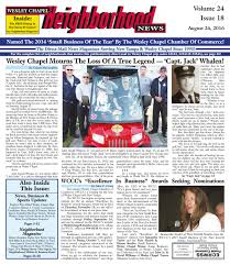 lexus of tampa bay meet our staff wesley chapel neighborhood news volume 24 issue 18 aug 26