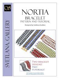 bracelet pattern tutorials images Nortia bracelet beading pattern tutorial jpg