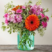 the ftd aqua escape bouquet by better homes and gardens in oxnard