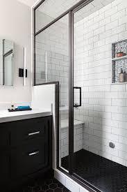 vintage black and white bathroom ideas professional black and white bathrooms colors ideas jangbiro