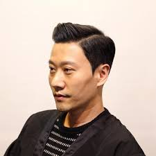 receding hairline hairstyles for korean man classic haircuts for
