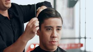 the matrix haircut stylelink sessions how to create slick hair on men matrix