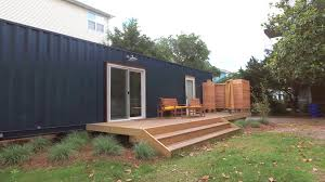 two container homes on an island youtube