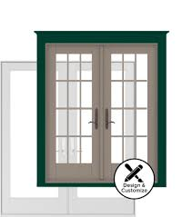 Andersen A Series Patio Door 200 Series Hinged Patio Door