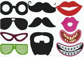 Photo Booth Props For Sale 9 Best Images Of Booth Props Printables Mouths Printable Monster