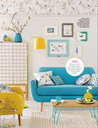 blue and yellow decorating ideas simple blue and green bedroom