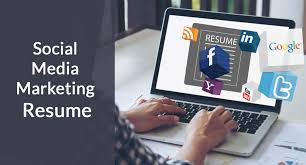 how to write a winning social media marketing resume