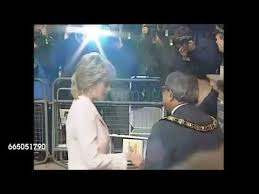 Neurosurgery Queens Square Mar 06 1996 Princess Diana Arriving At National Hospital For