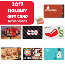 gift cards deals gift card promotions big list of bonuses hot coupon world